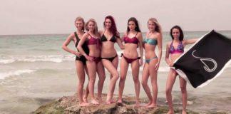 bikini connecte anti coup soleil