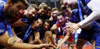 Le volley français un succes