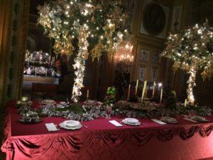 Salle à manger Vaux le Vicom
