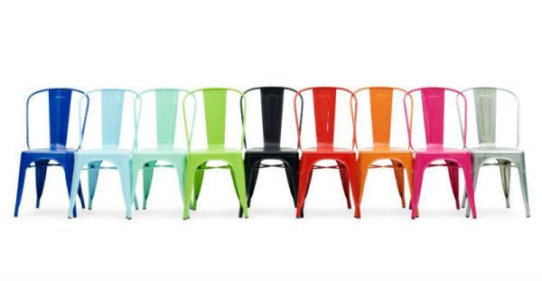 Tolix La Chaise Icone De Lesthtique Industrielle