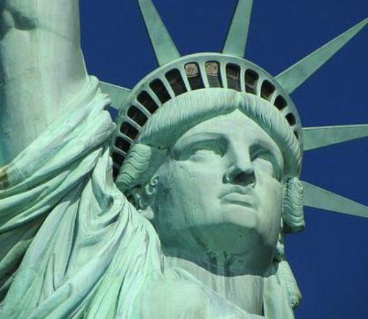 Statue Liberté fabrication française