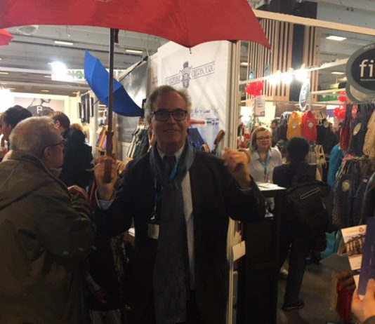 Franchement Bien au salon du made in France