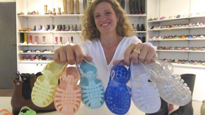 des sandales bien françaises