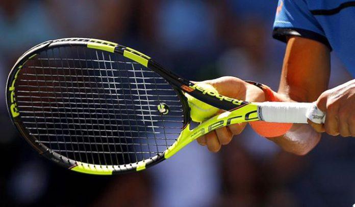 raquettes tennis, balles