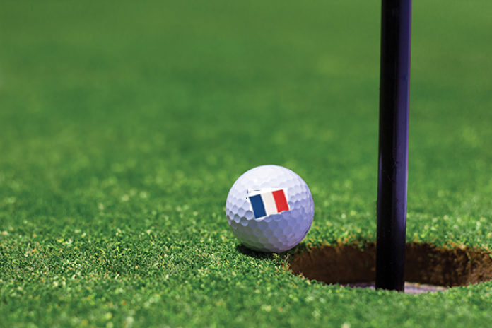la France accueille la Ryder cup