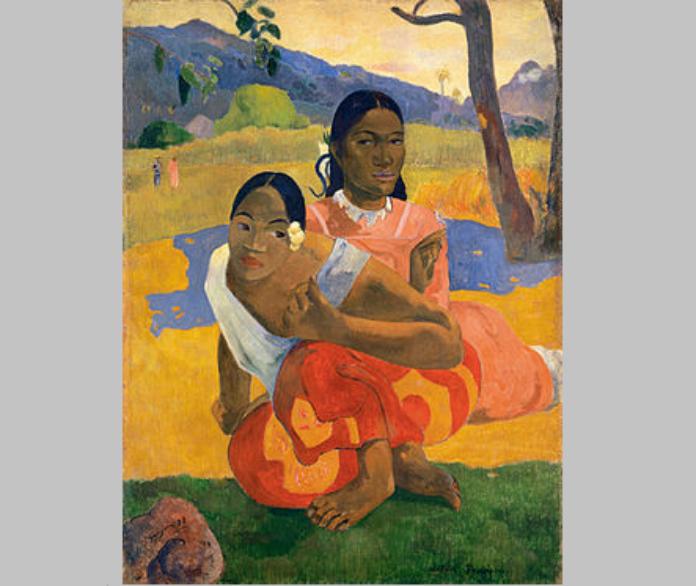 Gauguin une oeuvre la plus chere au monde