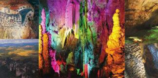 grottes patrimoine france