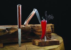 couteaux artisanal basque