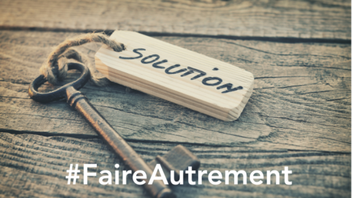Campagne #FaireAutrement