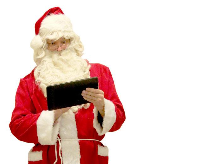 Noël: les français achètent sur internet
