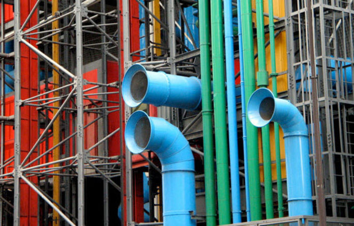 centre Pompidou 40 ans