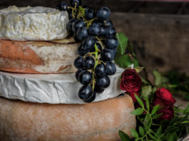 Camembert specialité française