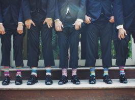 trouver chaussette à son pied