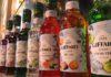 Liqueurs et sirops Giffard
