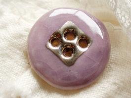 bouton céramique