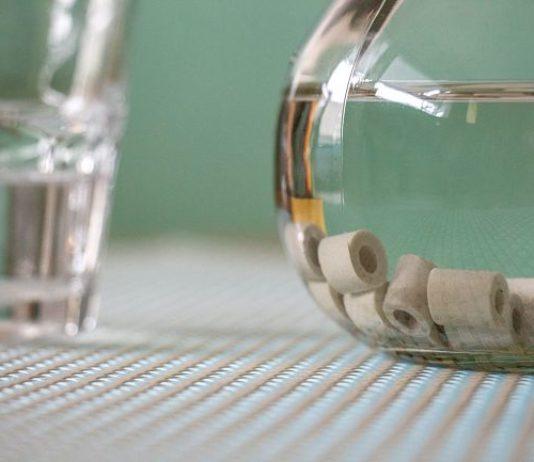 Perles céramiques filtrantes