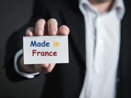 carte dediée au made in FRance