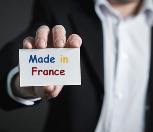 carte dediée au made in FRance