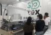 Usine textile 3D à saint Malo