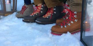 Le Soulor chaussures montagne Béarn